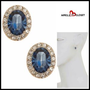 Judith Jack Jewelry - JUDITH JACK CRYSTAL EARRINGS Studs