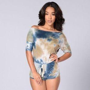 Fashion Nova Pants - Fashion Nova Hyfr Romper