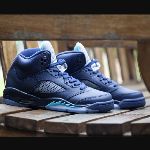 promo code f82b6 6e549 Air Jordan 5 - midnight navy