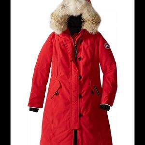 Canada Goose Other - Canada Goose Girls' Brittania Parka
