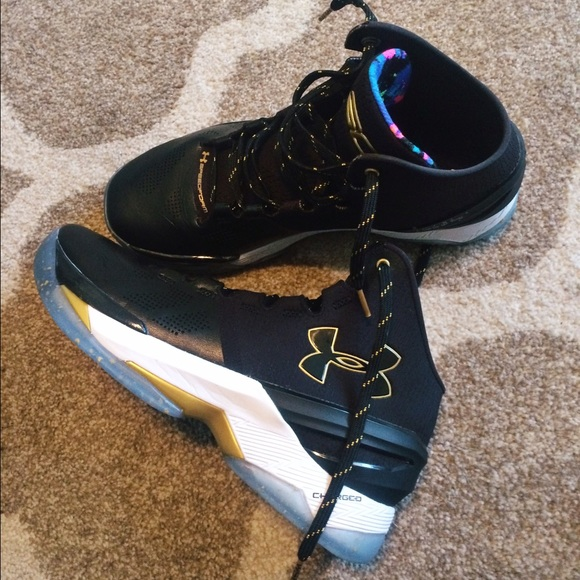 sale retailer 06193 17bb6 UA Curry 2 Limited Edition