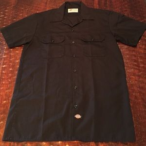 Dickies Other - Dickies Men's Short Sleeve Button Down