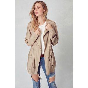 Jackets & Blazers - 2 LEFT!!! TRINITY Utility Lightweight Jacket