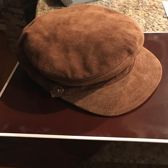 22aa83be Coach Accessories | Suede Fisherman Hat | Poshmark
