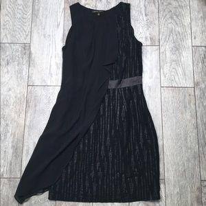 Cynthia Steffe Dresses & Skirts - Cynthia Steffe black cocktail dress sheer