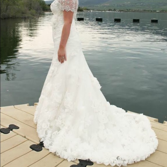 Maggie Soterro Dresses - My Maggie Soterro Wedding Dress