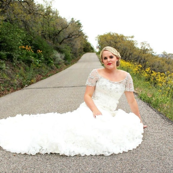 Maggie Soterro Dresses & Skirts - Additional images of my Wedding Dress For Sale