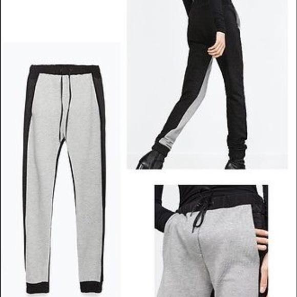 0c54aa86 Zara Pants | Wb Jogging Trousers Sz M | Poshmark
