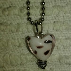 3/$13 Heart necklace