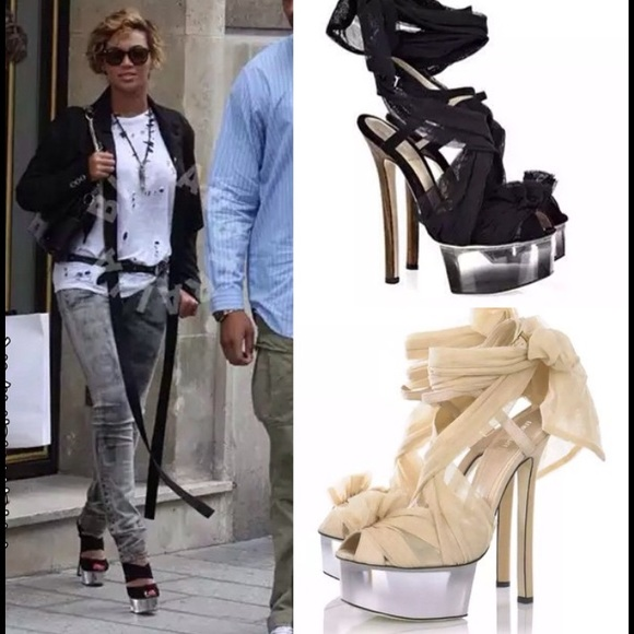 Fendi Shoes | Fendi Cinderella Platform