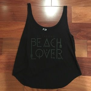 Billabong beach lover tank
