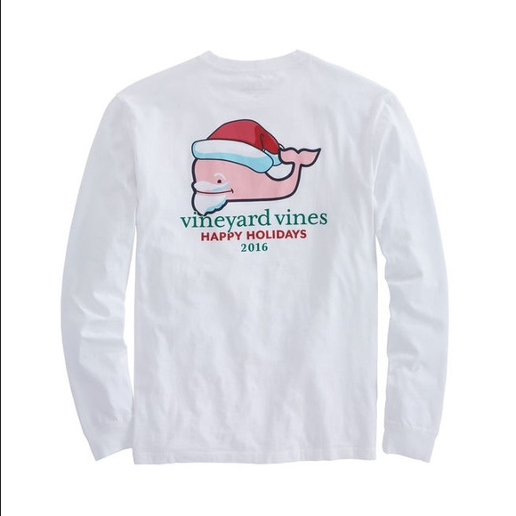 20bf3fd1be58ab BRAND NEW Vineyard Vines 2016 Holiday Tee