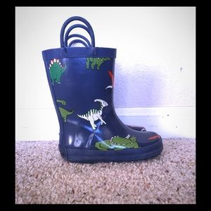 Other - Size 8 kids rain boots