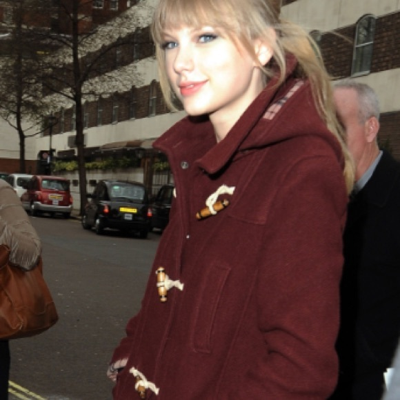 81% off Topshop Jackets & Blazers - As seen on Taylor Swift ...