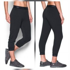 Under Armour Pants - Under Armour Gray Featherweight Fleece Sweatpants
