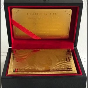 Other - 14 February Great present! 999.9 Gold