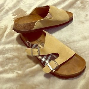 Betula licensed by Birkenstock sandals
