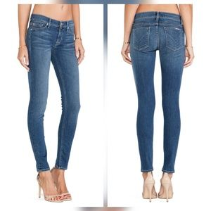 Hudson Jeans Denim - Hudson Nico Midrise Skinny  Jeans Misunderstood