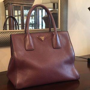 Prada Handbags - Prada Saffiano Handbag