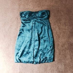 Cache Coeur Dresses & Skirts - Teal Cocktail Dress