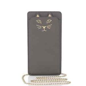 Charlotte Olympia Handbags - Charlotte Olympia IPhone 6 Crossbody Case on Chain
