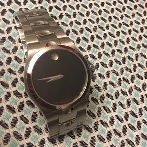Movado Other - Men's Movado Luno Red Label watch ⌚️