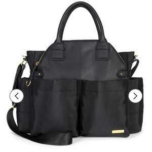 Skip Hop Handbags - Skip hop chelsea chic diaper bag!