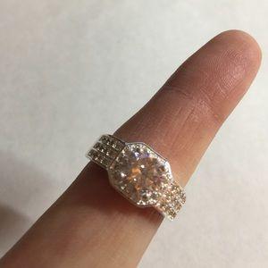 Jewelry - Sale New Princess Cut Diamond Ring