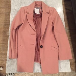 ASOS Pink Coat *NEW*