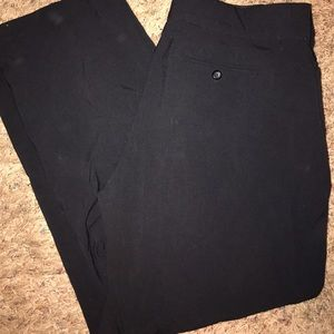 Sag Harbor Pants - black dress pants