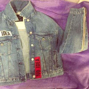 Zara Jackets & Blazers - Zara jean jacket brand new