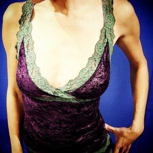 Eberjey Tops - Velvet camisole.