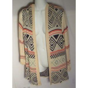Sweaters - ✨HP✨ Hooded Open Cardigan Sweater
