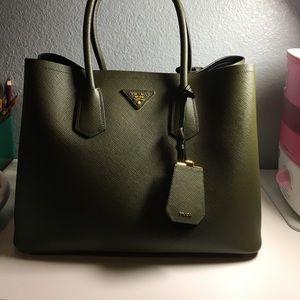 Prada Handbags - Prada Saffiano Tote: Large