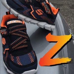 Skechers Other - Boys Skechers Z-Strap Sneaker