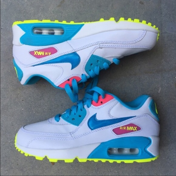 95f2d1f073c5a Nike Shoes | Nwob Air Max 90 Size 55 Youth 7 Womens | Poshmark
