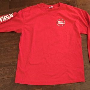 Gliden Other - 🇺🇸 Red Long Sleeved T-Shirt Size Large 🇺🇸