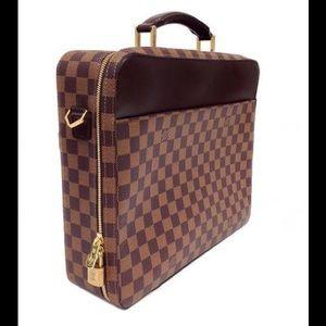 Louis Vuitton Handbags - Louis Vuitton laptop professional briefcase