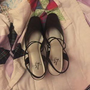 Shoes - Black wheels
