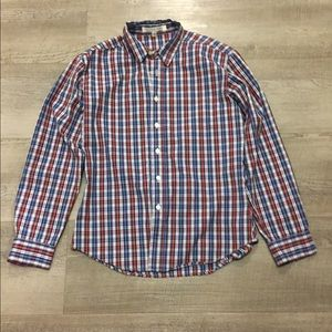 Parke & Ronen Other - Parke and Ronen Long Sleeve Button Up Sz S