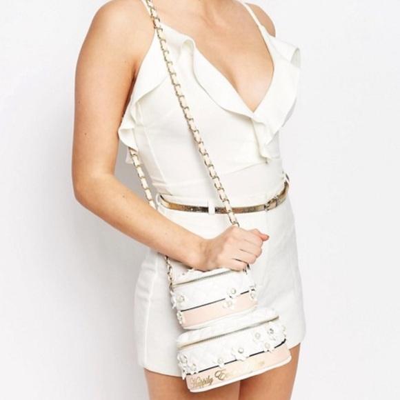 875f45ecfe6 Final price - Aldo wedding cake bag ❤