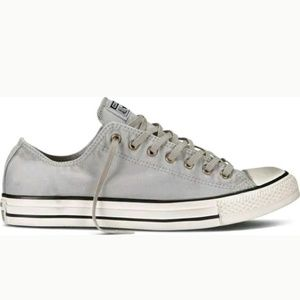 Converse Other - New! Converse Chuck Taylor CT OX Low Top Gray