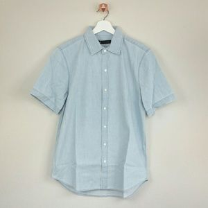 3x1 Other - 3x1 selvedge chambray short sleeve shirt