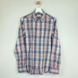 Gant Other - GANT madras print sportshirt