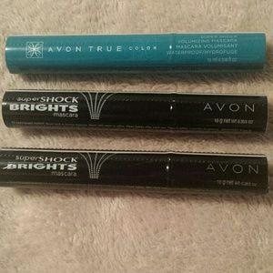 Avon Other - NWT Avon superSHOCK BRIGHTS Mascara Bundle I