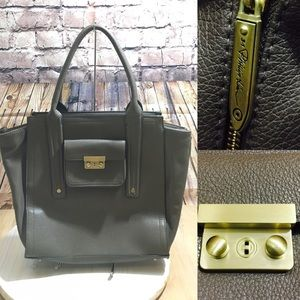 3.1 Phillip Lim for Target Handbags - 3.1 Phillip Lim x Target Grey Large Tote LIKE NEW