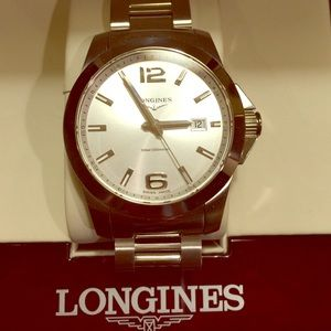 Longines Other - 🎉🎉🎉Authentic Longines Watch🎉🎉 FLASH SALE🎉🎉