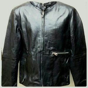 G-Star Other - *Hp*Men's GStar Raw Correct  Leather Moto Jacket
