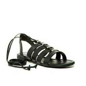 Steve Madden Shoes - Steve Madden Black Sandals 6.5 - New