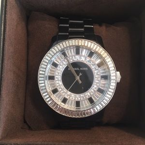 Michael Kors Swarovski Face Watch
